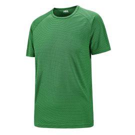 杭州男士短袖 运动上衣 户外运动套装 韩版男装 足球格速干T恤