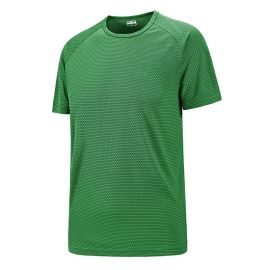 杭州男士短袖 運動上衣 戶外運動套裝 韓版男裝 足球格速幹T恤