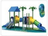 组合滑梯充气滑大型玩具水上滑梯