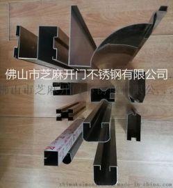 厂家直销不锈钢装饰线条 收边条定制各种规格 异型不锈钢装饰条