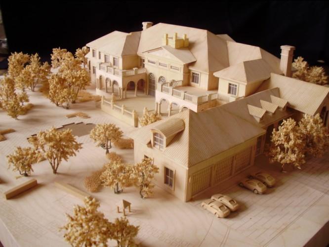 建筑模型,规划模型