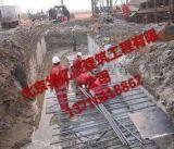 容城县南张镇专业混凝土墙体梁柱植筋 钢结构植筋加固公司