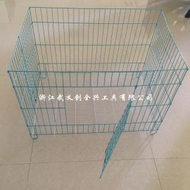 高品质的轻型防护网板笼,用于小宠物喂养,运输