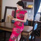 广州哪有经典旗袍库存进货?