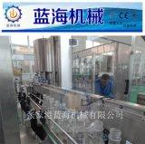 碳酸饮料三合一灌装机DCGF18-18-6/碳酸含气饮料灌装生产设备