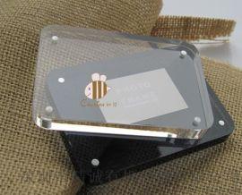 厂家定制创意亚克力相框 透明磁性相框 高清简约亚克力相框批发