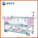 盛康供应-医用儿童床儿科高档病床  护理床 婴儿床