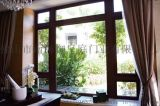 鋁合金中空玻璃窗 紗窗一體窗