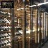 不鏽鋼酒櫃WHY定制 酒櫃現代簡約紅酒櫃恆溫酒櫃葡萄酒櫃 紅酒展示櫃