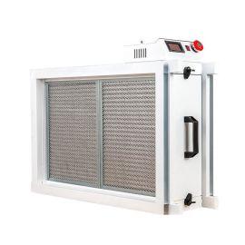 管道電子式空氣淨化器空調風管式靜電除塵淨化器