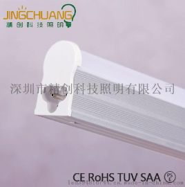 led一体化灯管 led日光灯1.2米 18W t5一体化灯管 t5支架日光灯