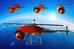 天翼Ⅴ型电力巡线直升机