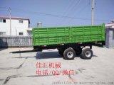 佳汇坚固安全的【载重12吨自卸农用拖车,拖拉机挂车】拖车诚信厂家
