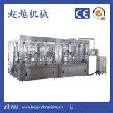 苏州张家港超越机械 全自动三合一液体灌装机设备 4000瓶/时矿泉水灌装机