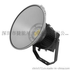 LED投射灯建筑之星广场塔吊灯