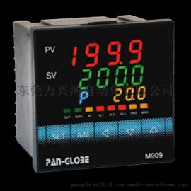 台湾泛达温控表M909R加热冷却控制双输出温控器温控仪