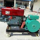 柴油機驅動防洪抗旱自吸式離心泵