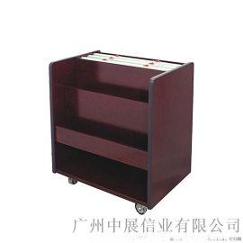 专业生产SITTY斯迪95.5002木质报纸架/书报架/报刊架