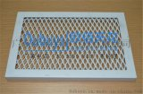 佛山金属拉网扣板厂家 定制各种规格拉伸网铝单板 网孔铝板天花