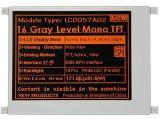 5.7、6.2寸单色TFT,橙底黄字汽车仪表LCD显示屏