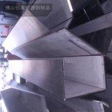 不锈钢屋檐排水槽 弧形排水槽 定做不锈钢排水沟
