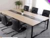 高檔時尚實木辦公桌 會議桌 圖書館辦公家具