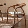 時尚休閒椅咖啡店桌椅組合家具定制 餐椅美式鄉村loft復古實木