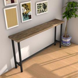 桌椅实木定制,餐桌椅长方形高脚凳美式实木可定制尺寸