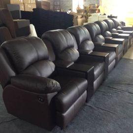 影院沙发座椅 VIP 家庭影院沙发 功能懒人沙发 厂家批发定制