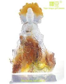 大型琉璃佛像 琉璃佛像工艺品