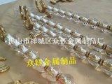 衆鈺  zy-88  可定制  拉手   鋁管雕刻紅古銅拉手