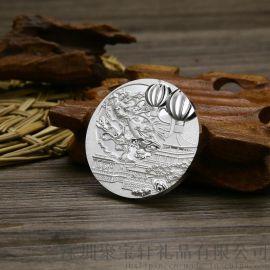 中秋创意纯银章礼品 金银定制礼品 100g足银打造永久珍藏