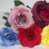仿真花 单支玫瑰仿真花