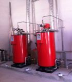 洗涤设备配套用100公斤免使用证燃气蒸汽锅炉 蒸汽发生器