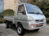 湖北小貨車3.4米長貨廂載貨汽車低價促銷