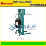 BISHAMON半电动液压堆高车,日本原装进口