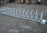 安家自行車停放架、自行車架、地龍
