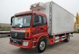 6.8米欧马可冷藏车,诸城福田冷藏车冷冻车,冷链运输车