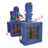 YFDL-12*3立式粉碎格栅除污机 泵站入水口粉碎格栅机 厂家直销