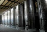 宏升不锈钢葡萄酒发酵罐