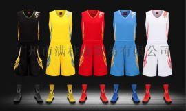 学生篮球服队服比赛服休闲套装