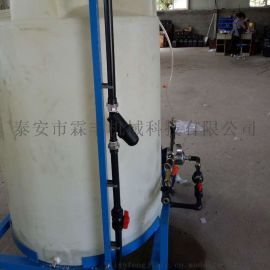 江西水肥一体化设备多少钱 蔬菜基地种植用的施肥机智能操控自动