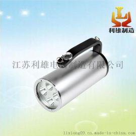 供應RJW7102手提式防爆探照燈廠家