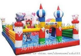陝西西安充氣城堡-貝斯特廠家大促銷價格優惠