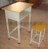补习班课桌椅,辅导班课桌椅广东鸿美佳厂价直销