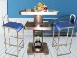 专业定制不锈钢钛金茶几 古铜色茶几来图定做