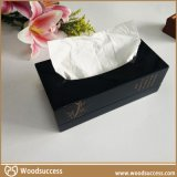 环保的木质纸巾盒