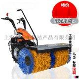 西北全自动扫雪机,高效率扫雪机扬雪机,汽油扫雪车