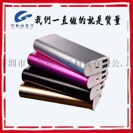 薄米手机移动电源批发 聚合物超薄手机充电宝厂家批发