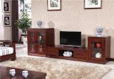 客廳高檔實木電視櫃木言木語中式藥木養生實木家具
